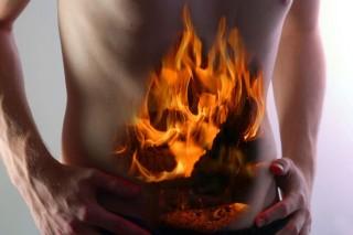 Как быстро погасить изжогу в домашних условиях быстро